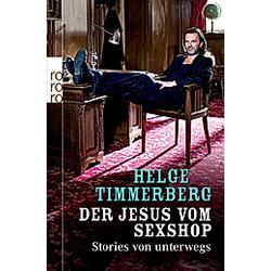 Der Jesus vom Sexshop. Helge Timmerberg  - Buch