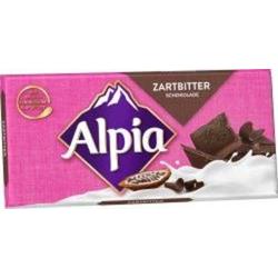 Alpia Zartbitter 100g Inhalt: 100g
