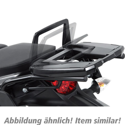 H&B Easyrack Gepäckträger BMW R 1200 GS bis 2007 silber