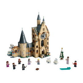 Lego Harry Potter Hogwarts Uhrenturm (75948)