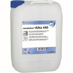 Dr. Weigert neodisher® Alka 440 Geschirrreiniger, flüssig, Universal-Reiniger für das maschinelle Geschirrspülen, 12 kg - Kanister