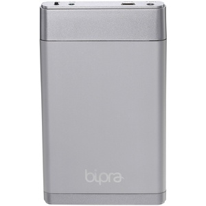 Bipra Mac Edition Externe 2.5 Zoll 320GB Festplatte Portabel USB 2.0 Silber MAC OS Extende (Journaled)