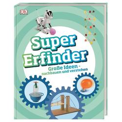 Super-Erfinder als Buch von