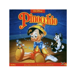 Walt Disney Pinocchio - (CD)