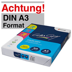 mondi Laserpapier Color Copy DIN A3 90 g/qm 500 Blatt