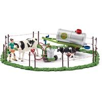 Schleich Farm World - Kuhfamilie auf der Weide (41428)