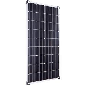 130 Watt Solarmodul - MONO-Zellen 12V Solarpanel/Offgridtec - Monokristallin Solarzelle