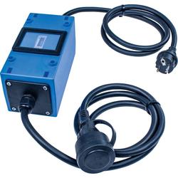 Stromzähler Mixo 2x1,5m, 230V, mit CEE-Stecker und CEE-Kupplung 3-polig 230V, MID geeicht