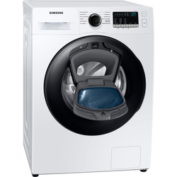 Samsung Waschmaschine WW8ET4543AE/EG, WW4500T, AddWash D (A bis G) TOPSELLER weiß Waschmaschinen Haushaltsgeräte