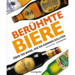Berühmte Biere als Buch von