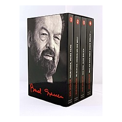Bud-Spencer  4 Tle.. Bud Spencer  - Buch