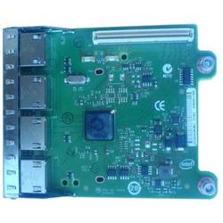 Dell Intel I350 QP - Netzwerkadapter - PCIe - Netzwerkadapter 1 GBit/s RJ45