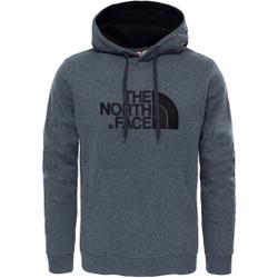 The North Face  - M Drew Peak Pullover Hoodie Tnf Medium Grey Heather (Std)/Tnf Black  - XXL