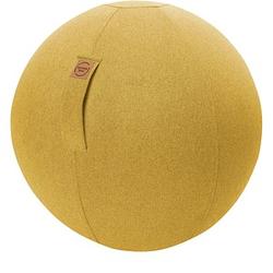 SITTING BALL FELT Sitzball senf 65,0 cm