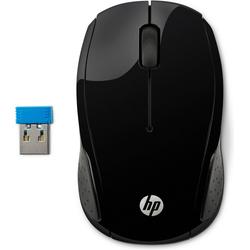 HP Kabelloser Komfort Maus (kabellos, RF Wireless, Wireless Mouse 200)