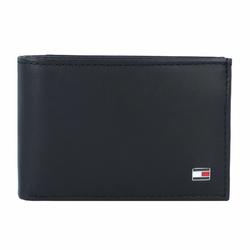 Tommy Hilfiger Eton Geldbörse Leder 10,5 cm black
