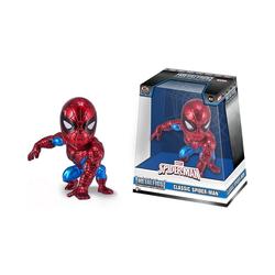 """JADA Spielzeug-Auto Marvel 4"""" Classic Spiderman Sammelfigur"""