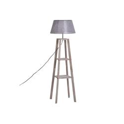 HOMCOM Stehlampe Stehlampe im skandinavischen Stil