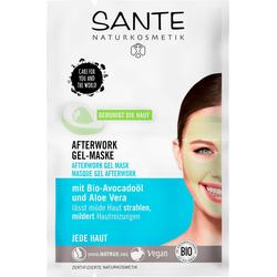 SANTE Gesichtsmaske Afterwork Gel-Maske