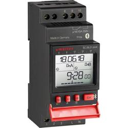 Müller SC28.21 pro4, 24V ACDC Hutschienen-Zeitschaltuhr digital 24 V/DC, 24 V/AC 16 A/250V