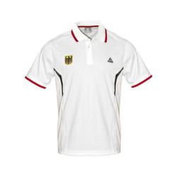 PEAK Poloshirt im Nationalmannschafts-Design weiß XS