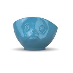 TV Tassen TV MilchkaffeeTasse - Schale blau schmollend 0,5 L TV Tassen 10208