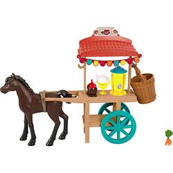 """""""Spirit – frei und ungezähmt"""" Miradero Festival Imbisswagen mit Pony und Zubehör"""
