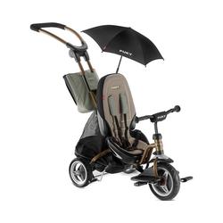 Puky Dreirad Dreirad CAT S6 CEETY, schwarz braun