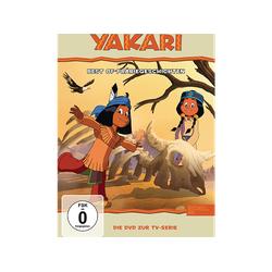 Yakari-Best of Präriegeschichten DVD