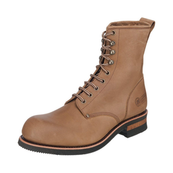 Kochmann Boots Kochmann Boots Worker Stiefeletten Schnürstiefelette braun 38