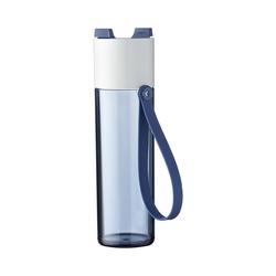 Mepal Trinkflasche Trinkflasche JustWater nordic weiß, 500 ml blau