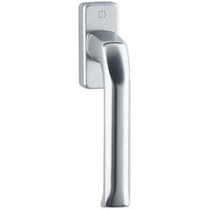 HOPPE Fenstergriff Dreh/Kipp 'London' Aluminium Natur 013/U34-6925291