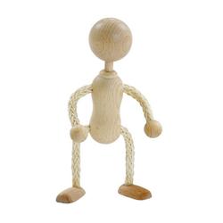 Rayher Stoffpuppe Rohpüppchen mit Kopf, 14 cm