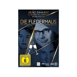 Die Fledermaus DVD