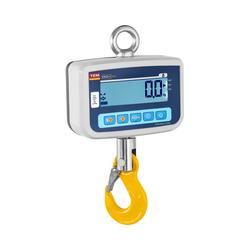 TEM Kranwaage - geeichte - 500 kg / 0,5 kg - eichfähig CEKO+LCD500V-BB