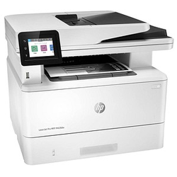 HP LaserJet Pro MFP M428dw 3 in 1 Laser-Multifunktionsdrucker weiß