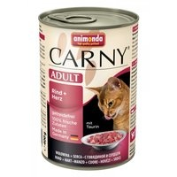 Animonda Carny Adult Rind & Herz 6 x 400 g