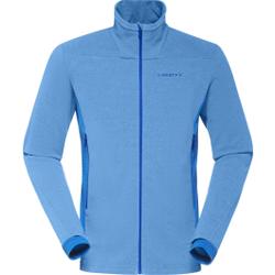 Norrona - Falketind Warm1 Jacket M's Campanula - Fleece - Größe: L