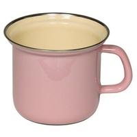RIESS Pastell Milchtopf 12 cm rosa