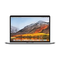"Apple MacBook Pro Retina (2018) 15,4"" i7 2,2GHz 16GB RAM 256GB SSD Radeon Pro 555X Space Grau"