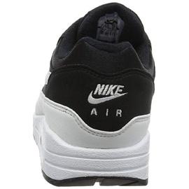 Nike Wmns Air Max 1 black-white/ white, 37.5