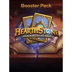 Hearthstone Booster Pack Code Battle.net EUROPE
