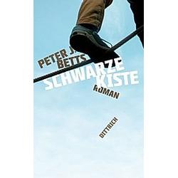 Schwarze Kiste. Peter J. Betts  - Buch