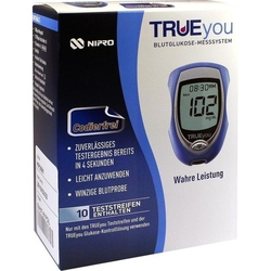 TRUEYOU Blutzucker Messsystem mg/dl 1 St.