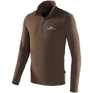 Black Crevice Herren Fleece Skirolli Skirolli Skirolli, Braun (Brown - brown), XXL (Herstellergröße: 56)
