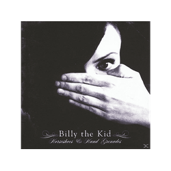 Billy The Kid - Horseshoes And Hand Grenades (CD)