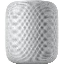 Apple HomePod Sprachgesteuerter Lautsprecher (WLAN (WiFi) weiß