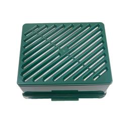 AccuCell Staubsaugerrohr Staubsaugerfilter, Hepa-Filter