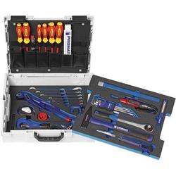 Werkzeugsortiment Sanitär 40-tlg.L-Boxx PROMAT