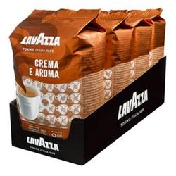Lavazza, ganze Kaffeebohnen Kaffee Crema e Aroma 1 kg, 4er Pack